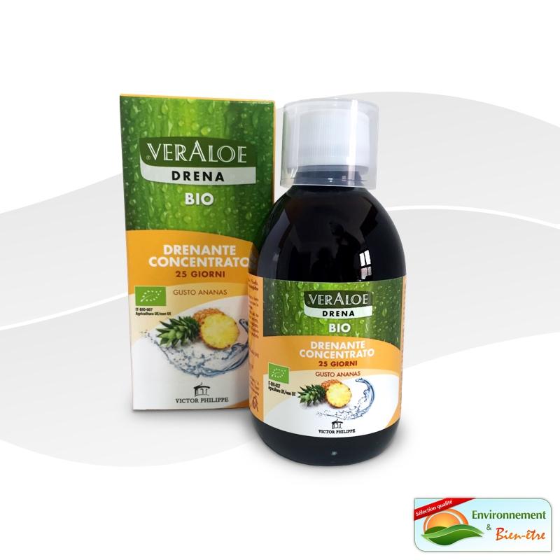 Environnement et Bien-être - Détox - Jus Aloe Vera