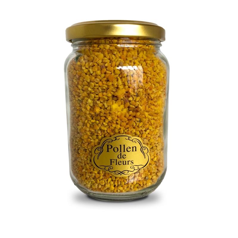 environnement et bien tre produits de la ruche propolis et pollen pollen de fleurs tautavel. Black Bedroom Furniture Sets. Home Design Ideas